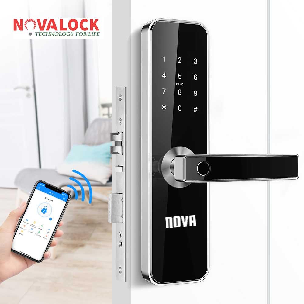 khóa vân tay nova c3b