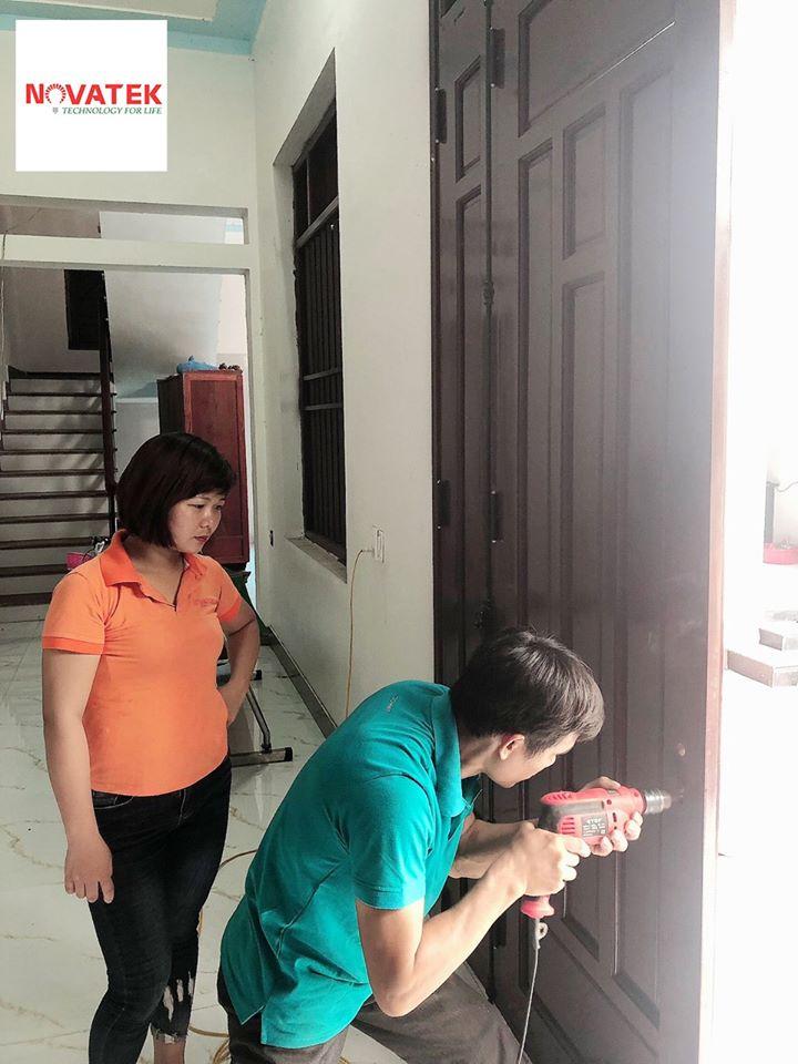 Tư vấn lắp đặt Khóa Vân Tay tại Bắc Ninh