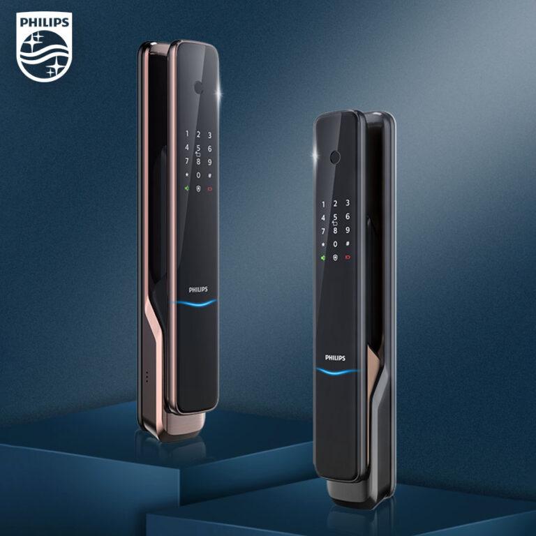 khóa vân tay Philips 9300