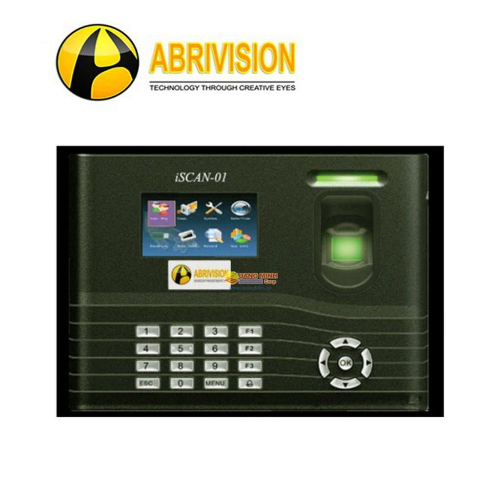 Máy Chấm Công Abrivision iSCAN-01