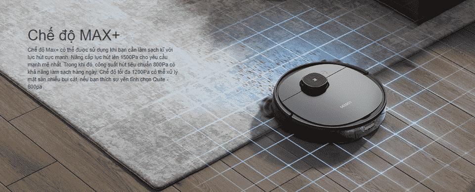 Robot hút bụi Deebot Ozmo 950