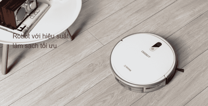 roobot hút bụi Deebot 710