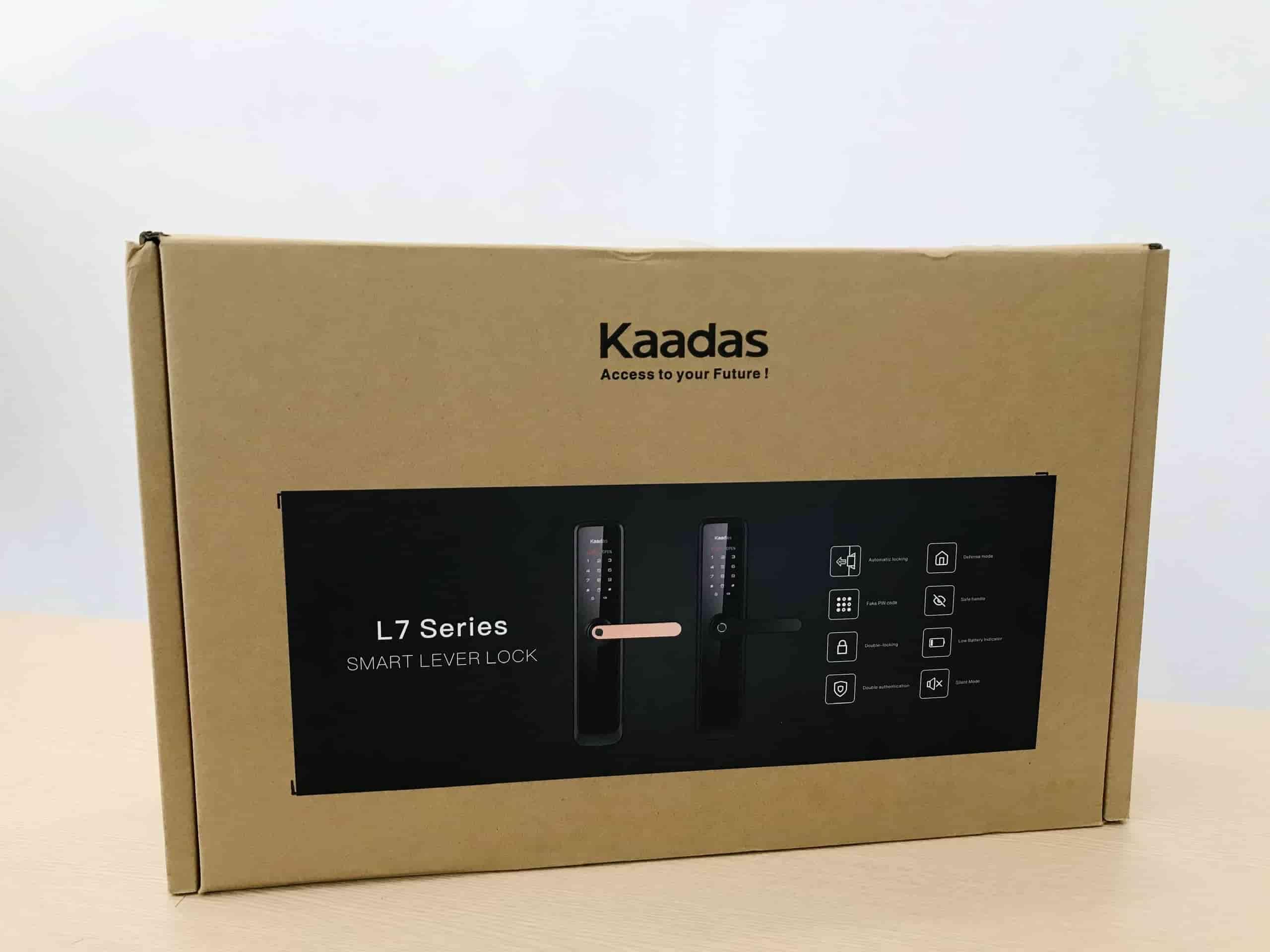 khoa van tay Kaadas L7