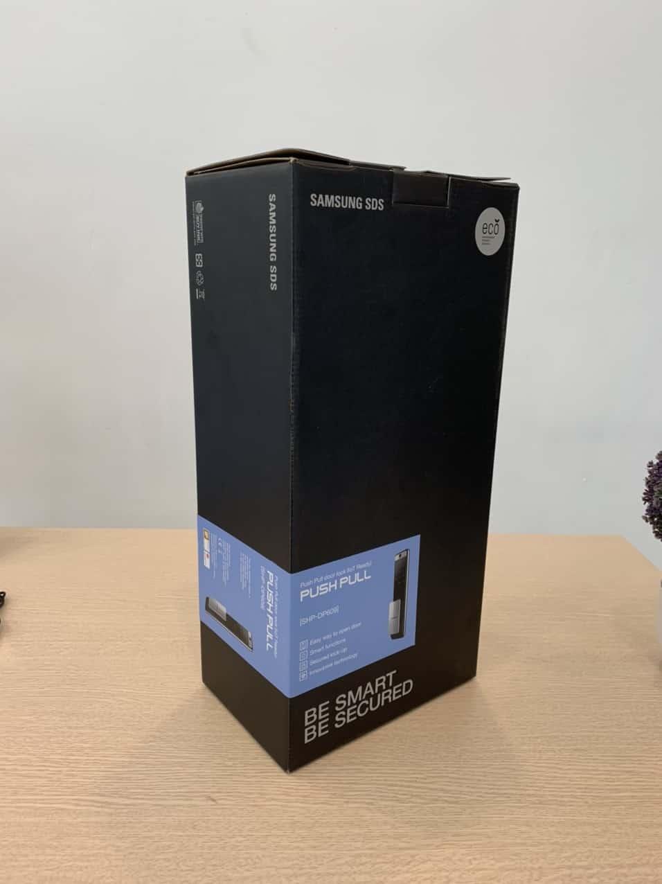 khoa van tay Samsung 609