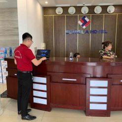 khoá khách sạn tại CNCN