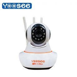 Camera Wifi Yoosee HD 3 Râu 3 Megapixel